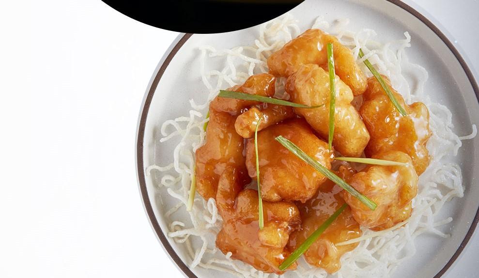 30% de descuento en Crispy Honey Shrimp y Crispy Honey Chicken